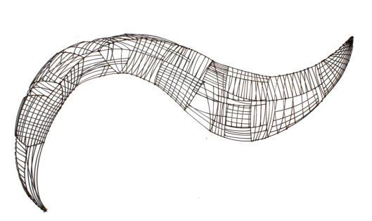 Drahtobjekte - Stahlobjekte